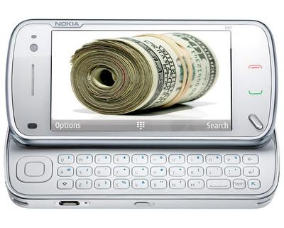 NokiaMoney, мобильное управление финансами