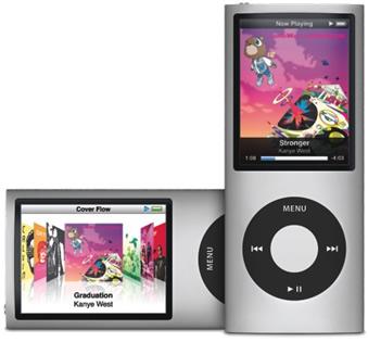 Представлен Новый iPod nano 4G От Apple