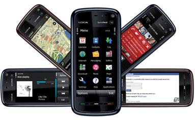 Новый Тачфон Для Меломанов Nokia 5800 XpressMusic