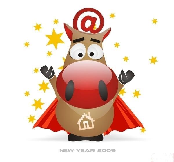 новый год, праздник, интересные поздравления, imho