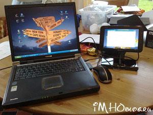 Монитор Mimo UM-750 Десять В Одном