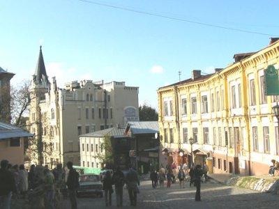 Андреевский спуск