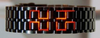 100% LED Watch