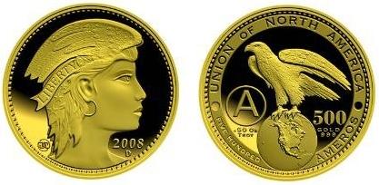 Амеро вместо доллара или просто амеро?