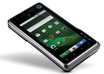 Смартфон и платформа Android 2 новая попытка Motorola