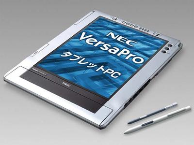 Планшет VersaPro VT от NEC