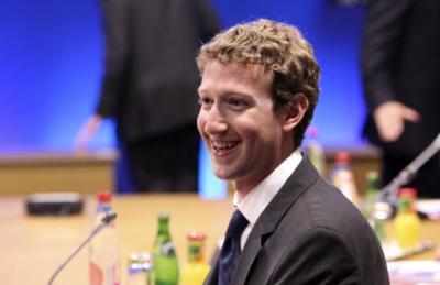 На торгах фондовой биржи NASDAQ отмечено резкое подорожание акций Facebook