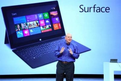 Acer рекомендует Microsoft пересмотреть вопрос по поводу выпуска планшетов
